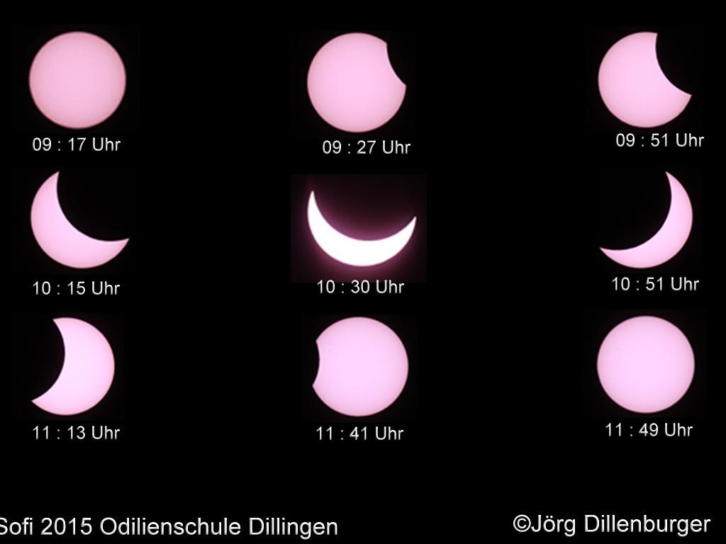 Totale Sonnenfinsternis 20.03.2015