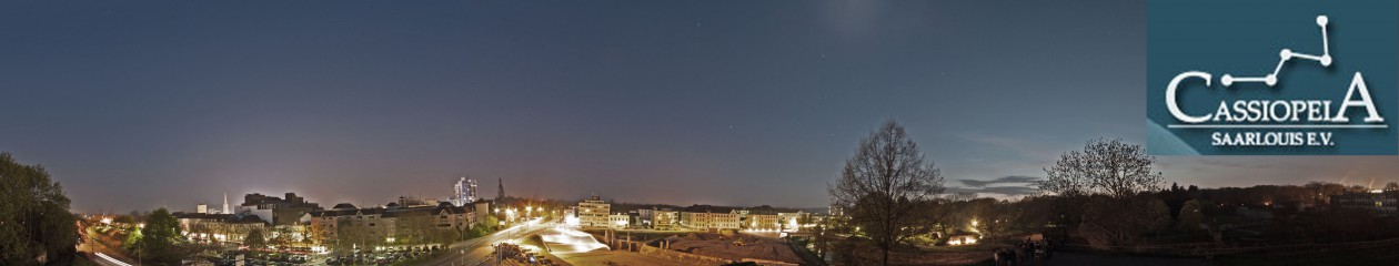 Astronomieverein Cassiopeia  Saarlouis